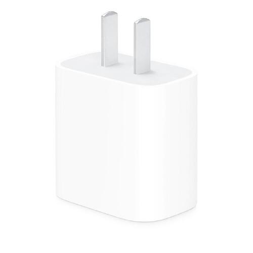 Apple苹果12原装20W充电器充电头电源适配器PD快充头 iphone12promax 20W USB-C电源适配器