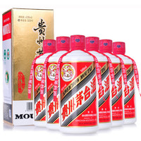 20日0点: MOUTAI/茅台 飞天 酱香型白酒 43度 500ml