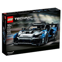 百亿补贴:LEGO 乐高 科技系列 42123 迈凯伦塞纳GTR赛车