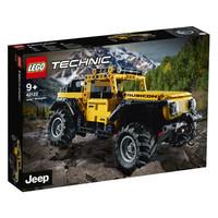 百亿补贴:LEGO 乐高 Technic科技系列 42122 Jeep牧马人