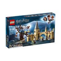 百亿补贴:LEGO 乐高 哈利·波特系列 75953 霍格沃茨城门与打人柳