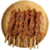 汇柒鲜 腌制羊肉串 400g/袋