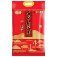 十月稻田 五常稻花香米 10kg+悦谷百味 黄小米 1kg*5件