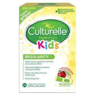 Culturelle 康萃乐 儿童纤维素益生菌粉 24袋 *4件