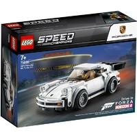 有券的上:LEGO 乐高 Speed超级赛车系列 75895 保时捷 911 Turbo 3.0