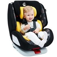 ledibaby 车载儿童安全座椅 0-4-12岁