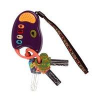 B.Toys 比乐 过家家玩具车钥匙 *3件