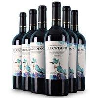 必买年货:Andes 安第斯 翠鸟珍藏级14度干红葡萄酒 750ml*6支 +凑单品