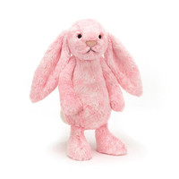 jELLYCAT 邦尼兔 经典害羞系列 牡丹粉小兔 中号 31cm