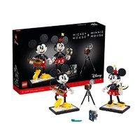 考拉海购黑卡会员:LEGO 乐高 迪士尼系列 43179 米奇和米妮
