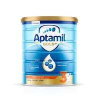 88VIP:Aptamil 爱他美 金装版 幼儿配方奶粉 3段 900g *4件