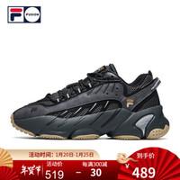 FILAFUSION 斐乐官方ADE复古跑步鞋老爹鞋男子2020新款潮鞋时尚休闲鞋男鞋 深灰/黑色-T52M011108DDB 42 *2件