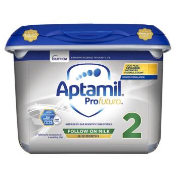 Aptamil 爱他美 Profutura 白金版 婴幼儿奶粉 2段 800g 英国版 *2件