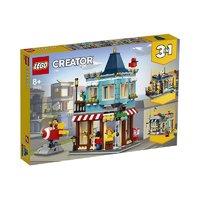 有券的上:LEGO 乐高 Creator3合1创意百变系列 31105 城镇玩具店