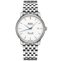 历史低价、考拉海购黑卡会员:MIDO 美度 贝伦赛丽系列 M027.407.11.010.00 男士机械腕表