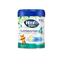 Hero Baby 白金系列 婴幼儿奶粉 4段 700g*3罐