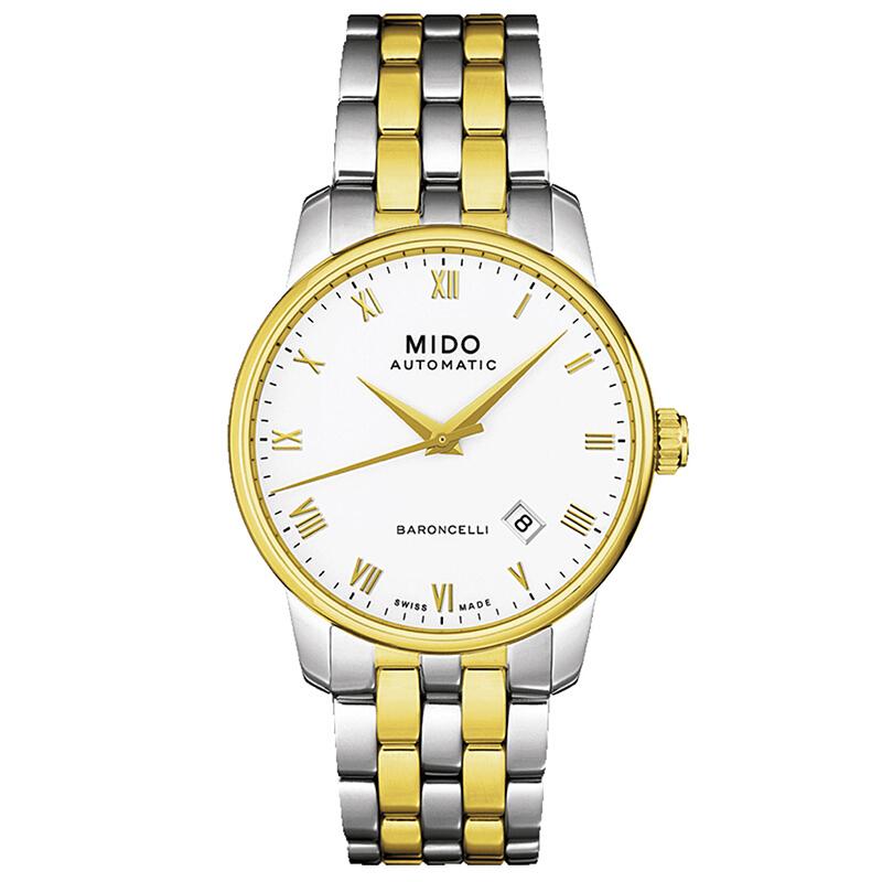 MIDO 美度 贝伦赛丽系列 38毫米自动上链腕表 M8600.9.26.1