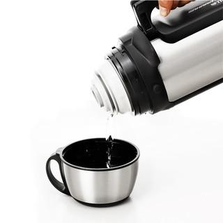 TIGER 虎牌 MHK-A201XC 保温杯 2L 不锈钢色