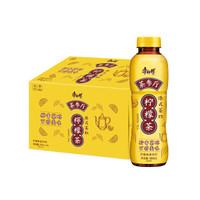 Tingyi 康师傅 茶参厅 港式柠檬茶 500mL*15瓶 *4件