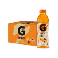 京东PLUS会员:GATORADE 佳得乐 橙味 功能运动饮料 600ml*15瓶 *2件