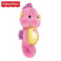 Fisher Price 费雪 声光安抚海马 粉色
