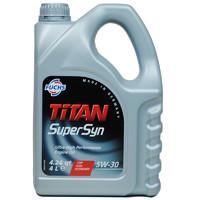 Fuchs 福斯 Titan SuperSyn 泰坦 5W-30 全合成机油 4L *3件