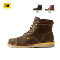 CAT卡特2020秋冬新款 JACKSON 休闲皮靴男鞋P724707J3BDC43 棕色 41