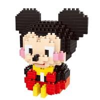 HUIQIBAO TOYS 汇奇宝 儿童玩具积木拼装 米奇-310颗粒