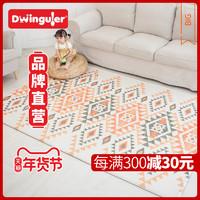 Dwinguler环保康乐儿童垫进口PVC宝宝爬行垫加长加宽客厅家用地毯