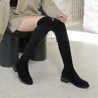 AOKANG 奥康 N104021011 女士过膝长靴