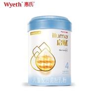 Wyeth 惠氏 亲和 儿童配方乳粉 4段奶粉 900克 *2件