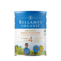 BELLAMY'S 贝拉米 有机儿童配方奶粉 4段 900g/罐
