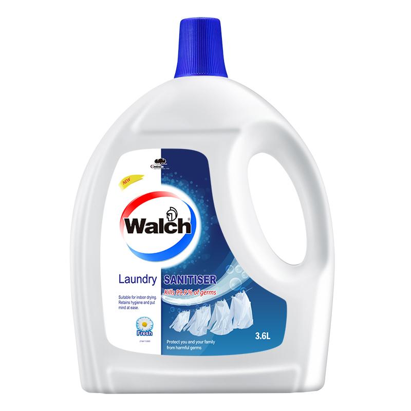 Walch 威露士 衣物消毒液 3.6L 清香