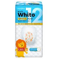 nepia 妮飘 Whito系列 婴儿拉拉裤 L44