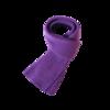 CACUSS 男女款包芯纱围巾 W0312CA 亮丝款 虹彩紫 175*25cm