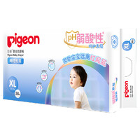 Pigeon 贝亲 pigeon 婴儿弱酸性纸尿裤 XL 58片