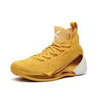 ANTA 安踏 KT4系列 男子篮球鞋 11911101-8 固若金汤 45