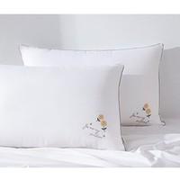 BEYOND 博洋 防螨抑菌低枕 一对装