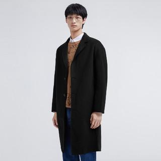 GXG GY126024GV 男士长款羊毛大衣