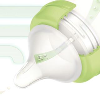 Pigeon 贝亲 经典自然实感系列 BA118 奶嘴 两只装 9月+
