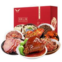 好货福利、必买年货、京东PLUS会员:老杜  全家福熟食礼盒  3.62KG
