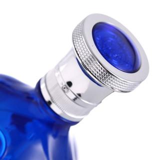 YANGHE 洋河 天之蓝系列 蓝色经典 52%vol 浓香型白酒 375ml 单瓶装