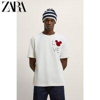 ZARA 00722411251 男装迪士尼米老鼠T 恤