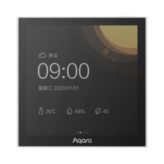 Aqara 绿米联创 绿米aqara场景面板智能开关S1触摸屏homekit语音灯控AI手势识别