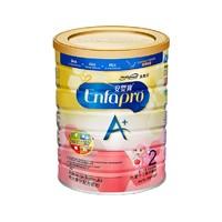 88VIP:MeadJohnson Nutrition 港版美赞臣 安婴宝A+ 婴幼儿配方奶粉 2段 900g*2罐
