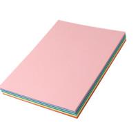 TANGO 天章 P5208 A4彩色卡纸 160g 十色混装 100张