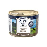 京东PLUS会员:滋益巅峰 ZIWI 牛肉口味猫罐头 185g *9件