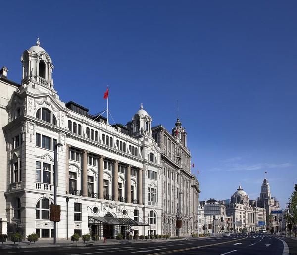 外滩传奇奢牌!上海外滩华尔道夫酒店 豪雅双床房1晚(含早餐+双人廊吧 Happy Hour)