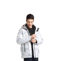 Jack Wolfskin 狼爪 5118594 男款户外三合一冲锋衣