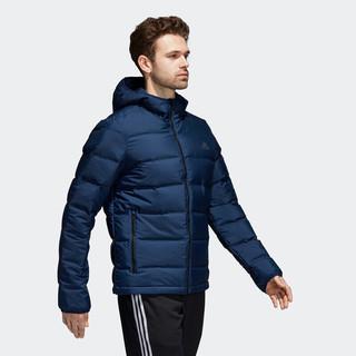 adidas 阿迪达斯 Helionic Ho Jkt 男子运动羽绒服 CZ2311 蓝色 XXL